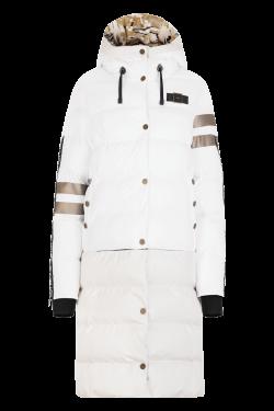 Cappotto staccabile Bianco