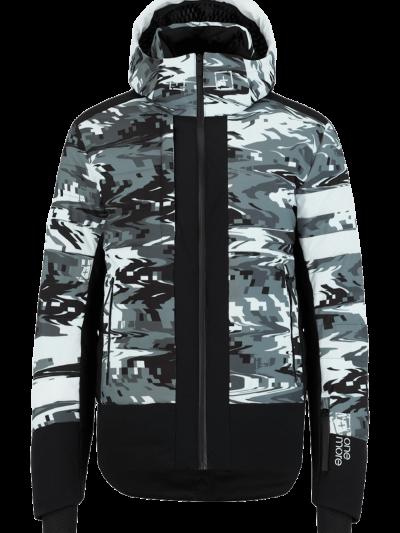 Eco piumino sci Camouflage