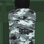 Gilet sci con cappuccio Camouflage