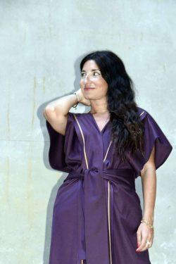 Kimono Purple