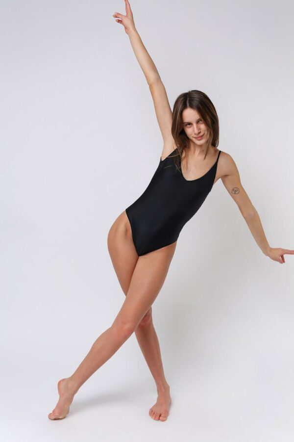 Body Carla Nero Matte