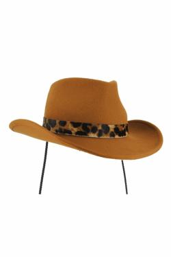 Cowboy In Feltro di Lana