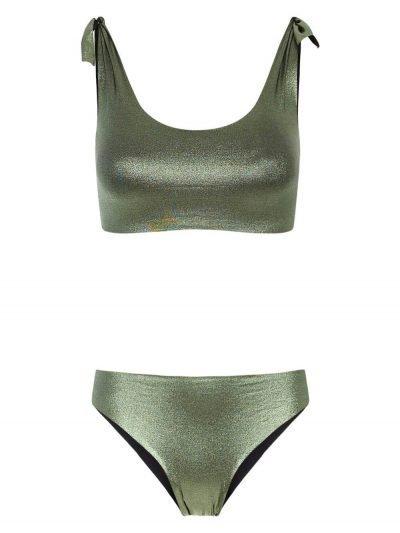 Bikini Knotting Bay Verde