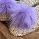 Eco Slippers Lilla