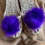 Eco Slippers Viola