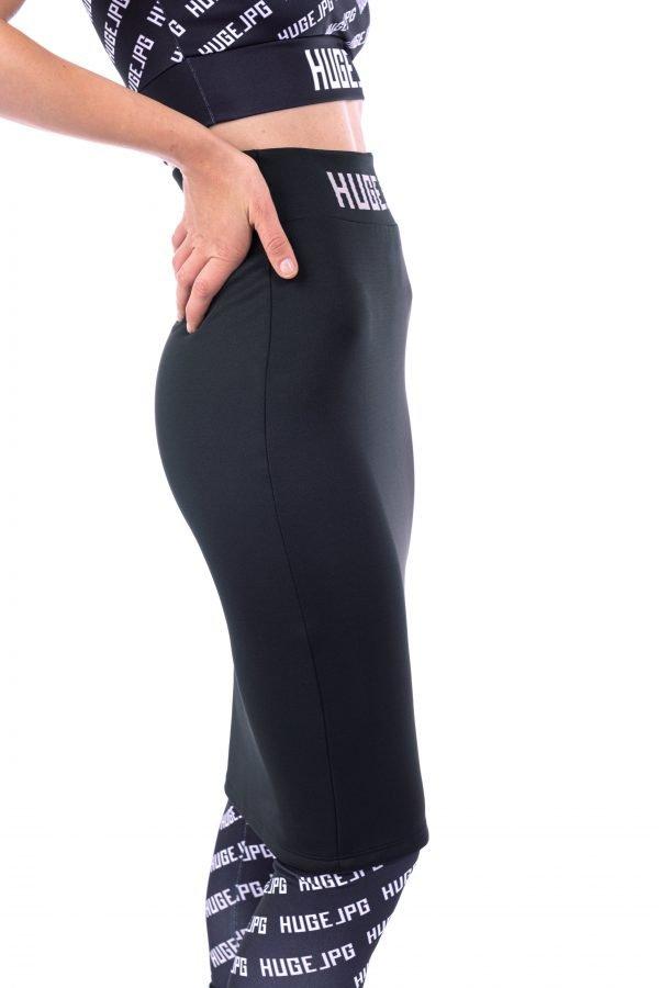 Swipe Long Skirt
