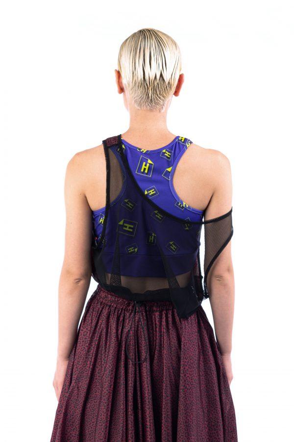 Boomerang Skirt Tigre
