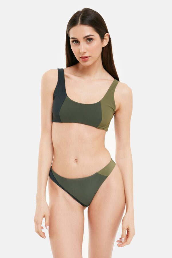 Costume Bikini Kate Verde