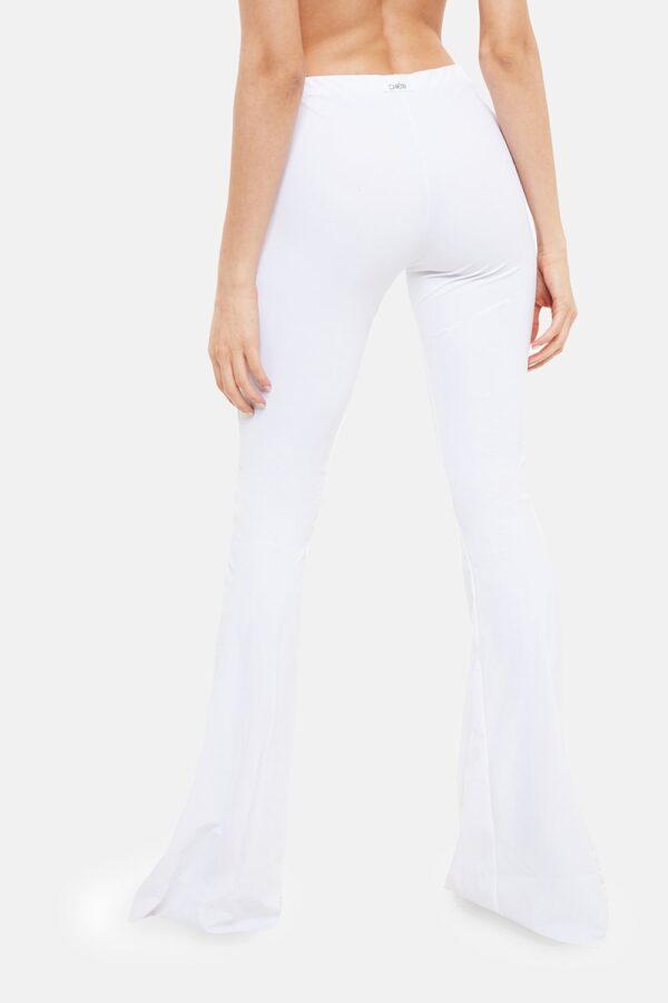 Pantalone Diamond Bianco