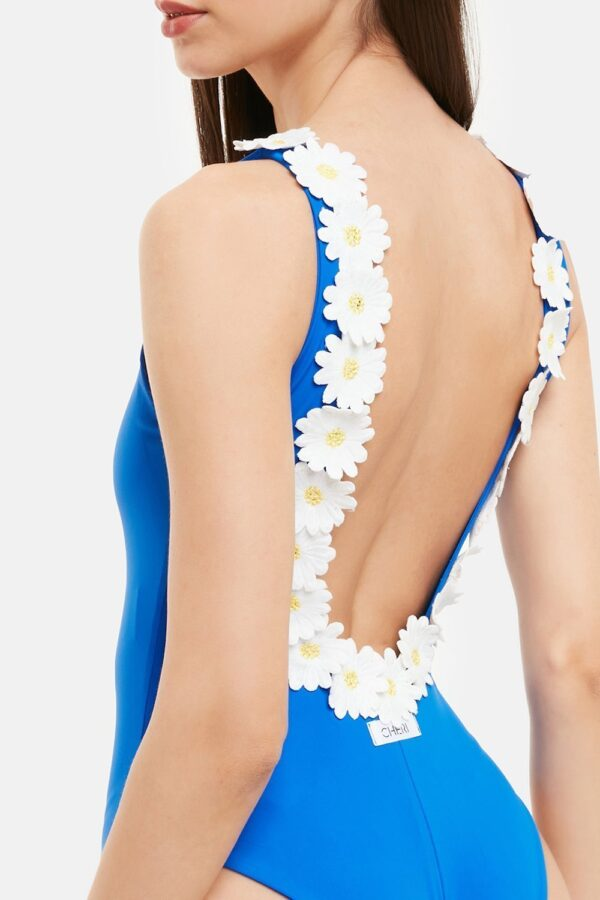 Costume Marghe Blu