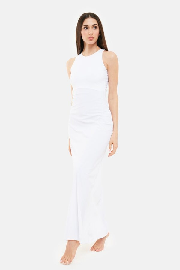 Vestito Jane Bianco