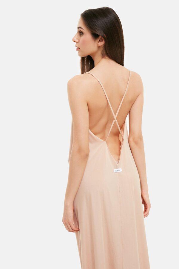Vestito Comfy Oro
