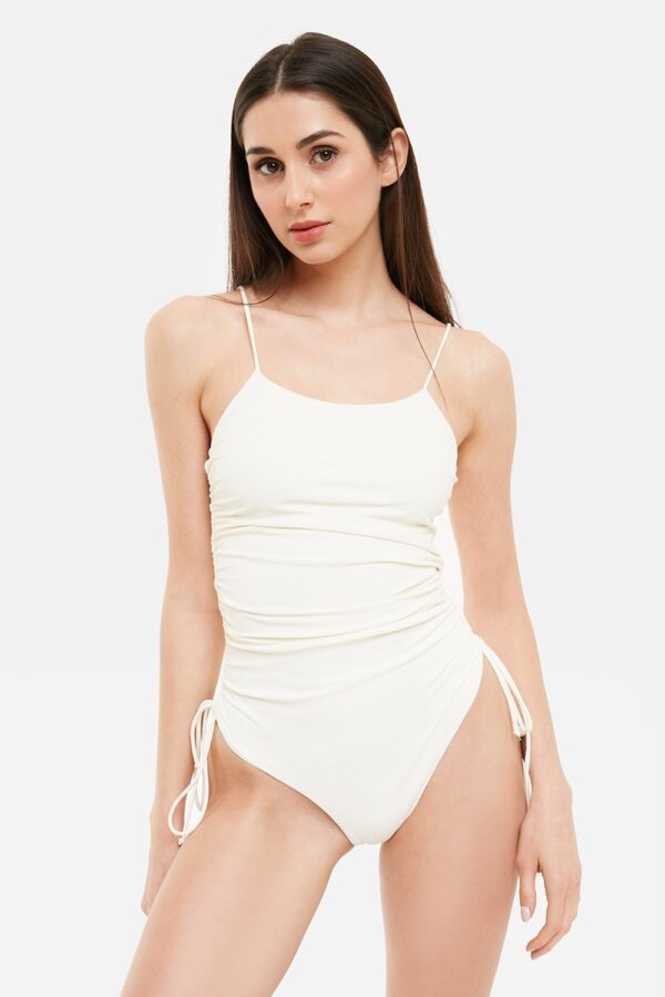 Costume Coulisse Bianco