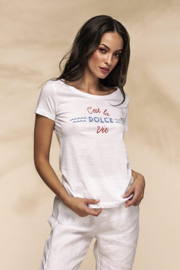 T-shirt C'est la DOLCE vie