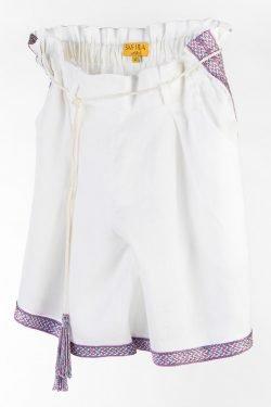 Shorts Suk Bianco