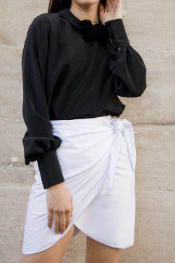 Mama Skirt Bianco