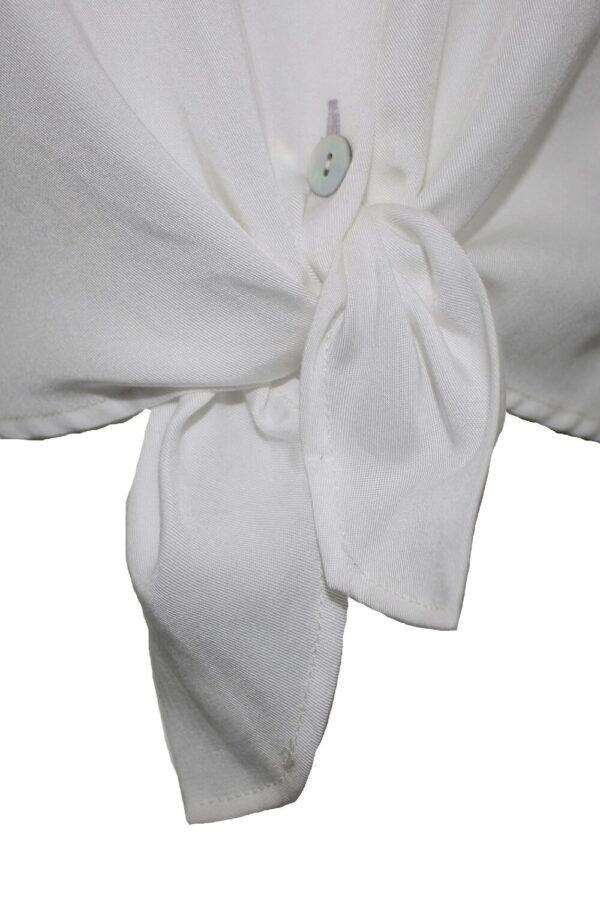 Camicia Ludo Bianca